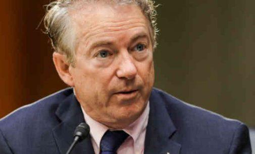 JAV Senatorius  atsisako vakcinos, nes įgijo natūralų imunitetą