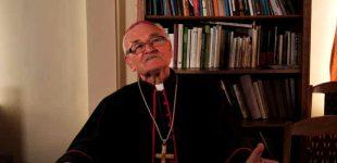 """Vyskupas Jonas Kauneckas: jūs paskelbėte """"Didįjį Šeimos Gynimo Maršą"""". Mes, dvasininkai, turime jus remti"""