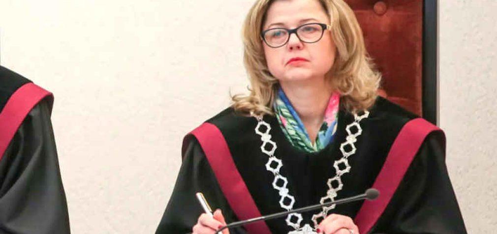 Prezidento kandidatę Danutę Jočienę siūloma skirti Konstitucinio Teismo pirmininke