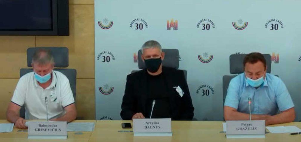 """Birželio 28 dieną įvyko """"Lietuvos Šeimų Sąjūdžio"""" spaudos konferencija iš Seimo konferencijų salės"""