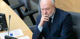 """Liberalas apie sankcijas Baltarusijai: """"Veiktų geriau, jei nebūtų pavėluotos"""""""