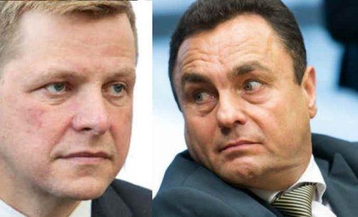 Seimo narys P. Gražulis padavė pareiškimą prokuratūrai dėl Vilniaus mero Remigijaus Šimašiaus galimai įvykdyto nusikaltimo