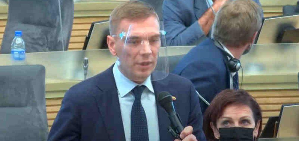 Atsisakyta pradėti ikiteisminį tyrimą dėl STT pareigūnų veiksmų Seimo nario M. Puidoko atžvilgiu