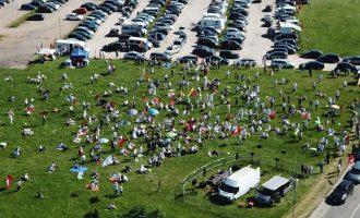 Birželio 15-16-17 dienomis vykusių protesto akcijų  REZOLIUCIJA