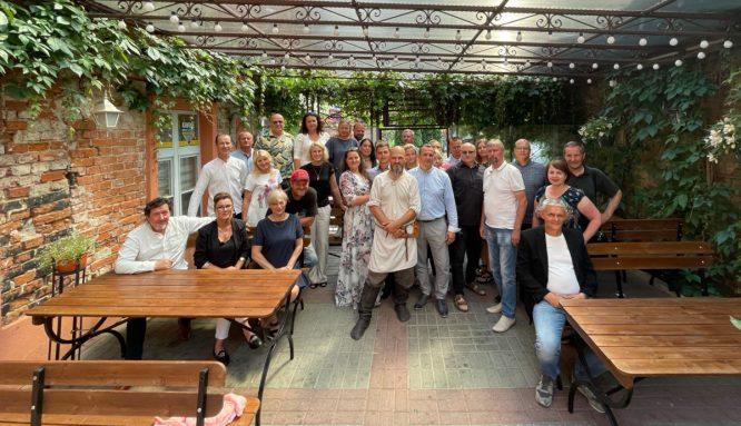 Lietuvos Šeimų Sąjūdis asociacijos steigėjai