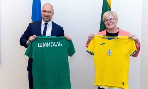 I.Šimonytė: Lietuva remia ir rems Ukrainą