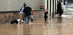 Potvyniai Vokietijoje: Gynybos ministerija įvedė karinės katastrofos režimą, aukų skaičius auga