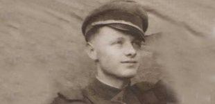 Partizanas Vytautas Kazimieras Miškinis-Viesulas palaidotas savo gimtinėje