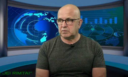 Artūras Orlauskas: Ar riaušės prie Seimo 2021-08-10 buvo ne tikros? (video)