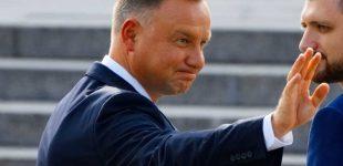 """Lenkijos prezidentas: """"Aš absoliučiai prieš privalomus skiepus"""""""