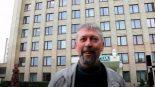 Raimondas Grinevičius pasakoja apie pokalbį su policijos Generaliniu komisaru