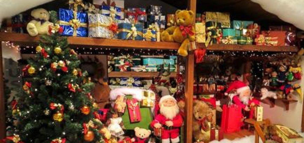 Kalėdų dovanos neišėjus iš namų. Kas gali būti geriau?