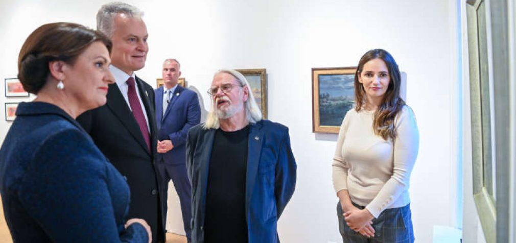 Prezidentas susitikime su lietuvių bendruomene Niujorke: kurkime vieną Lietuvą
