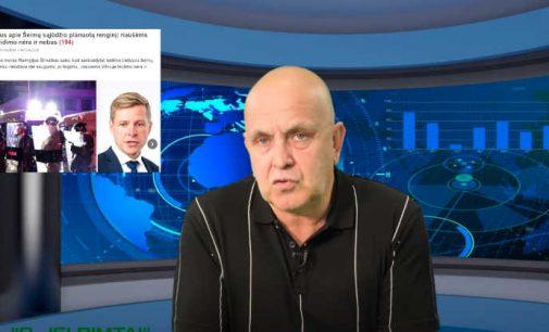 "Artūras Orlauskas. ""Ar Lietuvos teismai užsiima pigiu politikavimu? """