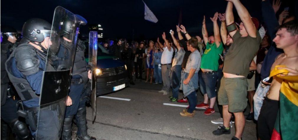 Protestų gidas: protestų stiprybė ir silpnybės