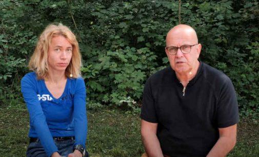 A.Orlauskas ir N.Vasiliauskaitė apie tai kur eina Lietuva, jei tylės visuomenė