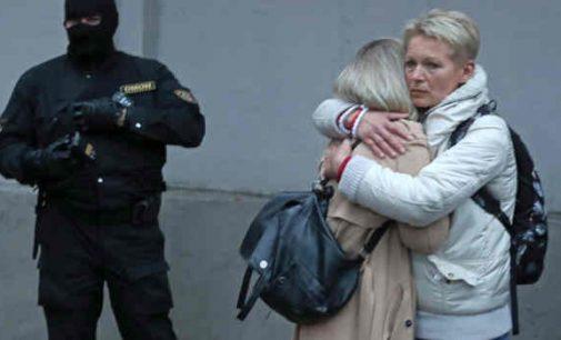 Surašė visus: Baltarusija nustatė socialinių tinklų grupių, pripažintų ekstremistinėmis, narius