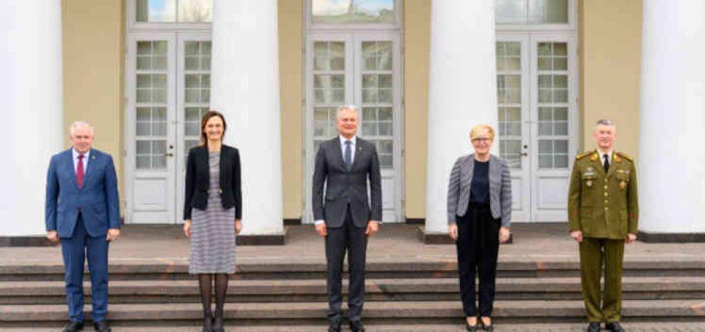 Prezidentas: NATO kariniam buvimui Lietuvoje užtikrinti būtina tinkama infrastruktūra