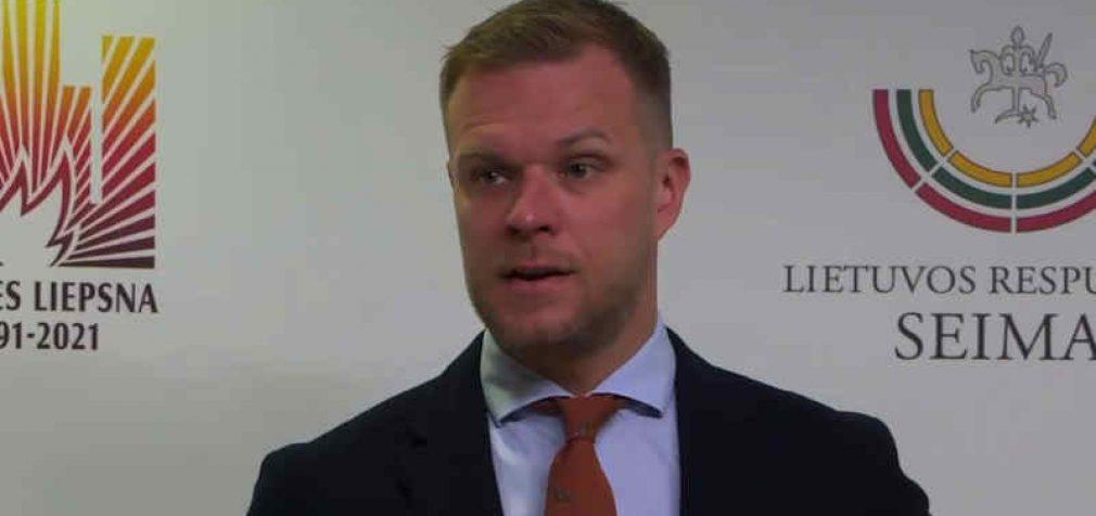Valdantieji dekriminalizavo narkotikus – Gabrielius Landsbergis tai labai palaikė, nes taip norėjo koalicijos partneriai