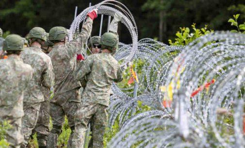 Lietuvos pasienį su Baltarusija saugos daugiau karių