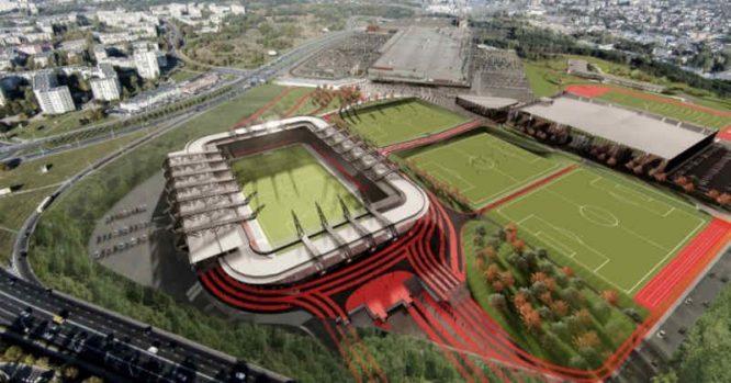 Nacionalinis stadionas Šeškinėje, ateities vizija