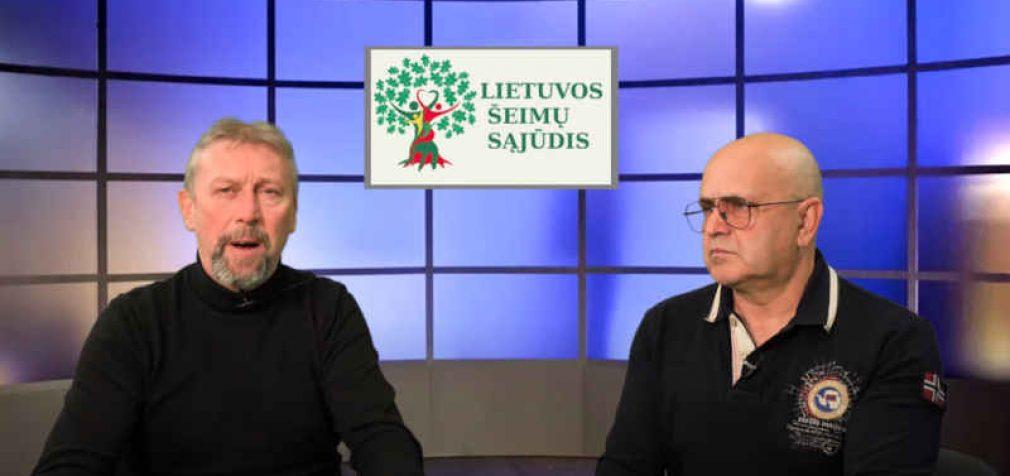 """Bendras Latvijos, Lietuvos ir Estijos memorandumas ir kitos naujienos iš asociacijos """"Lietuvos Šeimų Sąjūdis"""""""